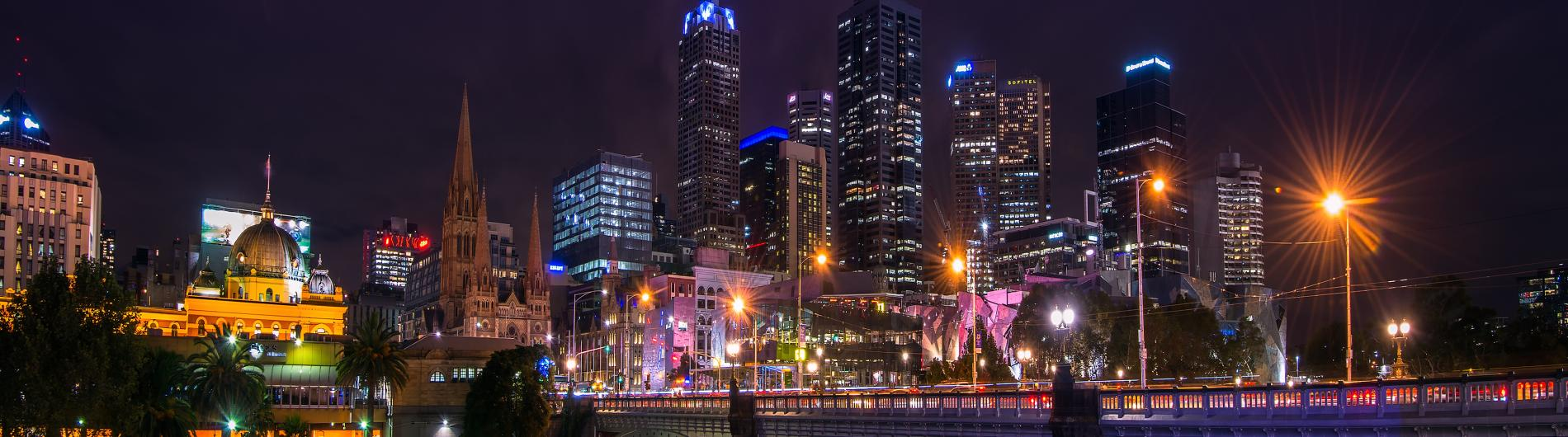 City view from SouthBank (ISO100 Photography)
