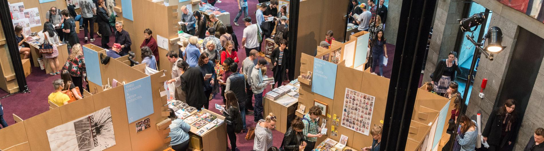 Art Book fair - National Gallery of Victoria